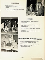 Page 12, 1961 Edition, Arrowhead High School - Warhawk Yearbook (Hartland, WI) online yearbook collection