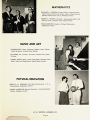 Page 13, 1961 Edition, Arrowhead High School - Warhawk Yearbook (Hartland, WI) online yearbook collection