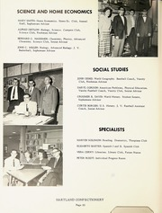 Page 14, 1961 Edition, Arrowhead High School - Warhawk Yearbook (Hartland, WI) online yearbook collection