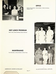 Page 15, 1961 Edition, Arrowhead High School - Warhawk Yearbook (Hartland, WI) online yearbook collection
