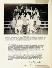 Page 16, 1961 Edition, Arrowhead High School - Warhawk Yearbook (Hartland, WI) online yearbook collection