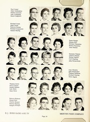 Page 22, 1961 Edition, Arrowhead High School - Warhawk Yearbook (Hartland, WI) online yearbook collection