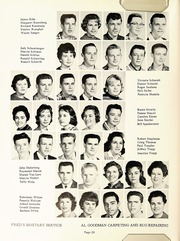 Page 24, 1961 Edition, Arrowhead High School - Warhawk Yearbook (Hartland, WI) online yearbook collection