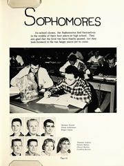 Page 25, 1961 Edition, Arrowhead High School - Warhawk Yearbook (Hartland, WI) online yearbook collection