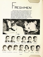 Page 30, 1961 Edition, Arrowhead High School - Warhawk Yearbook (Hartland, WI) online yearbook collection