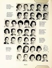 Page 34, 1961 Edition, Arrowhead High School - Warhawk Yearbook (Hartland, WI) online yearbook collection