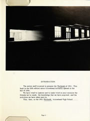 Page 7, 1961 Edition, Arrowhead High School - Warhawk Yearbook (Hartland, WI) online yearbook collection