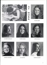 Page 13, 1974 Edition, Arrowhead High School - Warhawk Yearbook (Hartland, WI) online yearbook collection