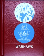 1976 Edition, Arrowhead High School - Warhawk Yearbook (Hartland, WI)
