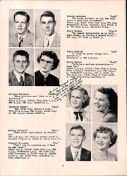 Page 14, 1952 Edition, Osseo Fairchild High School - Chieftain Yearbook (Osseo, WI) online yearbook collection