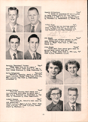 Page 16, 1952 Edition, Osseo Fairchild High School - Chieftain Yearbook (Osseo, WI) online yearbook collection