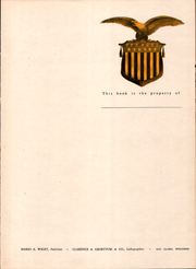 Page 3, 1952 Edition, Osseo Fairchild High School - Chieftain Yearbook (Osseo, WI) online yearbook collection