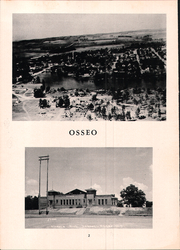 Page 8, 1952 Edition, Osseo Fairchild High School - Chieftain Yearbook (Osseo, WI) online yearbook collection