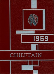 1969 Edition, Osseo Fairchild High School - Chieftain Yearbook (Osseo, WI)