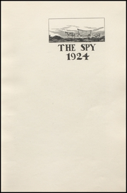 Page 7, 1924 Edition, Kenosha High School - Spy Yearbook (Kenosha, WI) online yearbook collection