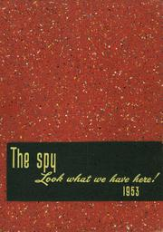Page 1, 1953 Edition, Kenosha High School - Spy Yearbook (Kenosha, WI) online yearbook collection