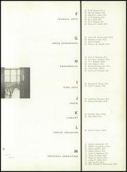 Page 11, 1953 Edition, Kenosha High School - Spy Yearbook (Kenosha, WI) online yearbook collection