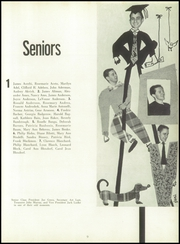 Page 13, 1953 Edition, Kenosha High School - Spy Yearbook (Kenosha, WI) online yearbook collection