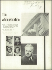 Page 7, 1953 Edition, Kenosha High School - Spy Yearbook (Kenosha, WI) online yearbook collection