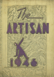 1946 Edition, Boys Technical High School - Artisan Yearbook (Milwaukee, WI)