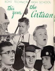Page 6, 1950 Edition, Boys Technical High School - Artisan Yearbook (Milwaukee, WI) online yearbook collection