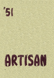 1951 Edition, Boys Technical High School - Artisan Yearbook (Milwaukee, WI)