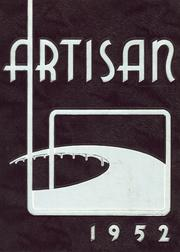 1952 Edition, Boys Technical High School - Artisan Yearbook (Milwaukee, WI)