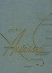 1954 Edition, Boys Technical High School - Artisan Yearbook (Milwaukee, WI)