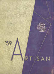 1959 Edition, Boys Technical High School - Artisan Yearbook (Milwaukee, WI)