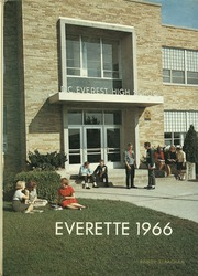 1966 Edition, D C Everest High School - Everette Yearbook (Schofield, WI)
