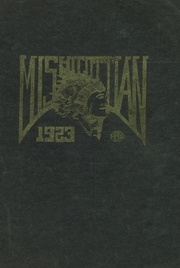 1923 Edition, Mishicot High School - Arrow Yearbook (Mishicot, WI)