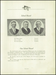 Page 13, 1923 Edition, Mishicot High School - Arrow Yearbook (Mishicot, WI) online yearbook collection