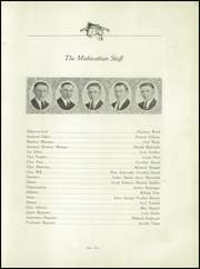 Page 9, 1923 Edition, Mishicot High School - Arrow Yearbook (Mishicot, WI) online yearbook collection