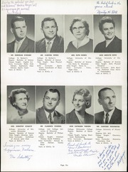Page 10, 1961 Edition, Mishicot High School - Arrow Yearbook (Mishicot, WI) online yearbook collection