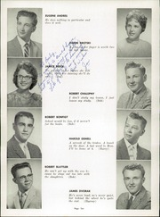 Page 14, 1961 Edition, Mishicot High School - Arrow Yearbook (Mishicot, WI) online yearbook collection