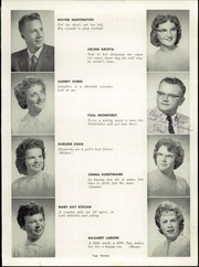 Page 17, 1961 Edition, Mishicot High School - Arrow Yearbook (Mishicot, WI) online yearbook collection