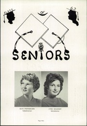 Page 13, 1962 Edition, Mishicot High School - Arrow Yearbook (Mishicot, WI) online yearbook collection