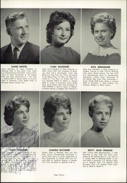 Page 15, 1962 Edition, Mishicot High School - Arrow Yearbook (Mishicot, WI) online yearbook collection