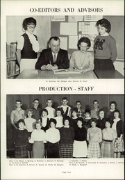 Page 6, 1962 Edition, Mishicot High School - Arrow Yearbook (Mishicot, WI) online yearbook collection
