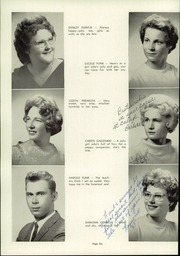 Page 10, 1963 Edition, Mishicot High School - Arrow Yearbook (Mishicot, WI) online yearbook collection