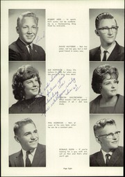 Page 12, 1963 Edition, Mishicot High School - Arrow Yearbook (Mishicot, WI) online yearbook collection