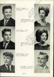 Page 13, 1963 Edition, Mishicot High School - Arrow Yearbook (Mishicot, WI) online yearbook collection