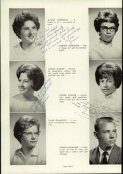 Page 16, 1963 Edition, Mishicot High School - Arrow Yearbook (Mishicot, WI) online yearbook collection