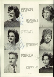 Page 8, 1963 Edition, Mishicot High School - Arrow Yearbook (Mishicot, WI) online yearbook collection