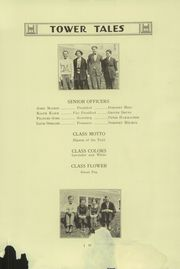 Page 17, 1923 Edition, Madison East High School - Tower Tales Yearbook (Madison, WI) online yearbook collection