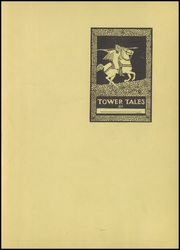 Page 3, 1927 Edition, Madison East High School - Tower Tales Yearbook (Madison, WI) online yearbook collection