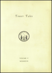Page 5, 1927 Edition, Madison East High School - Tower Tales Yearbook (Madison, WI) online yearbook collection