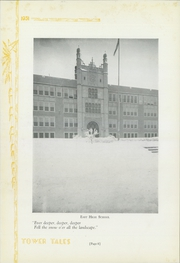 Page 12, 1931 Edition, Madison East High School - Tower Tales Yearbook (Madison, WI) online yearbook collection