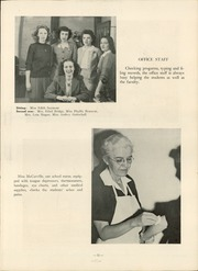 Page 15, 1947 Edition, Madison East High School - Tower Tales Yearbook (Madison, WI) online yearbook collection