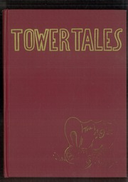 Page 1, 1949 Edition, Madison East High School - Tower Tales Yearbook (Madison, WI) online yearbook collection